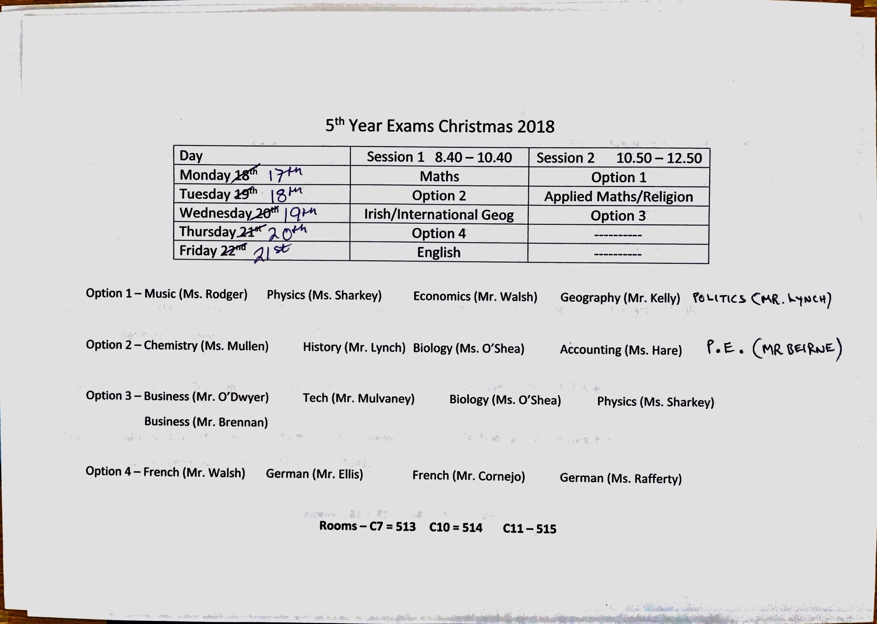 Christmas History In Hindi.Christmas Exam Timetable 2018